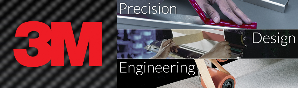 3M Tapes - Precision, Design, Engineering