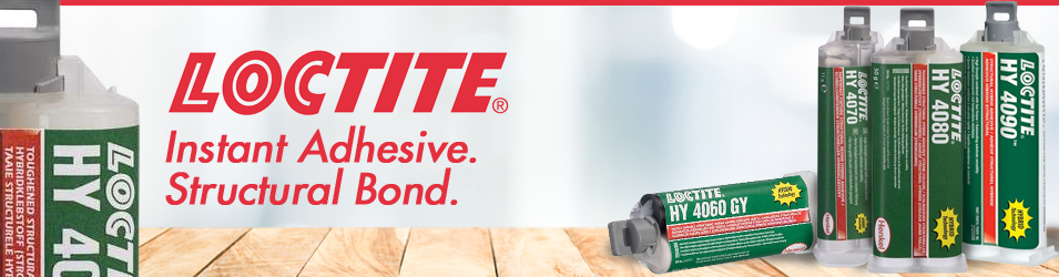 Loctite Instant Adhesive Structural Bond