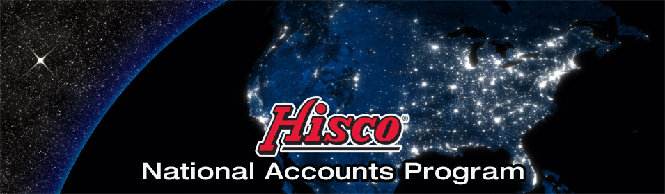 Hisco National Accounts Program