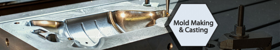 Mold Making and Casting header image