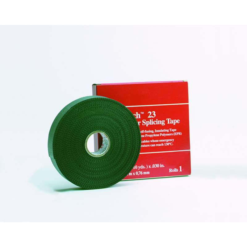 Scotch® 23 Electrical Tape - 19 mm x 9,15 m