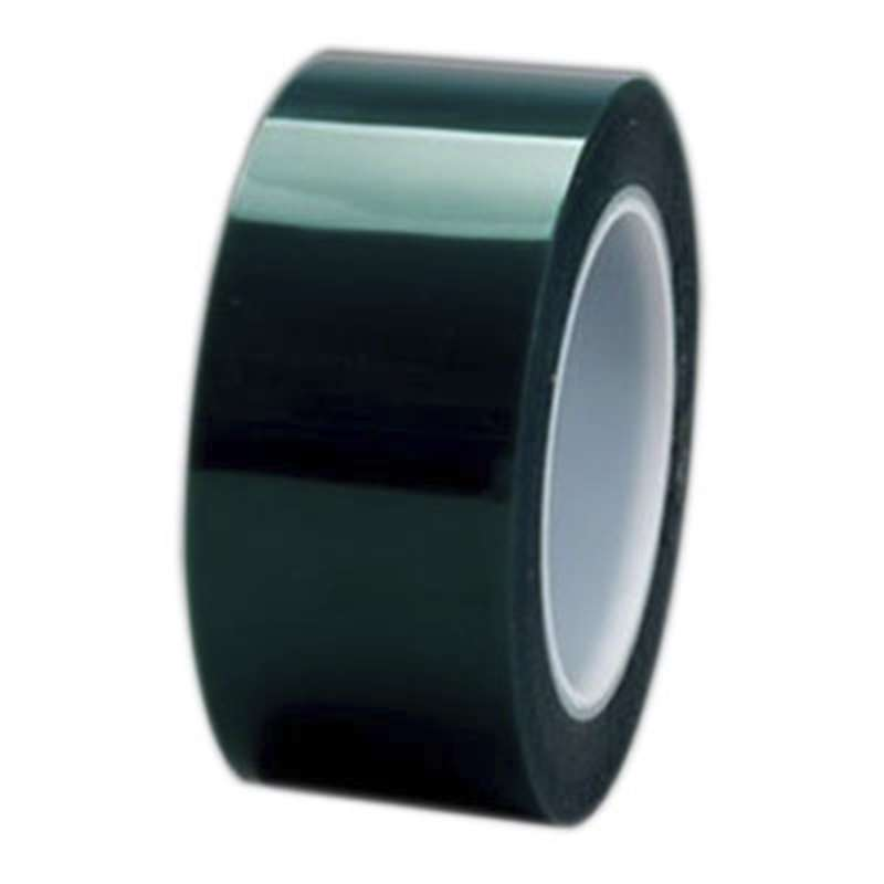 3M™ Polyester Tape 8992 Green, 2 in x 72 yd 3.2 mil, 24 rolls per case Bulk