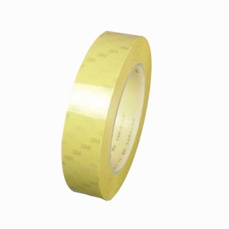 "Series 56 Polyester Film Electrical Tape, Color Yellow, 2.3mil Thick, 3/4"" x 72yds"