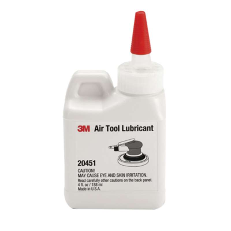 3M™ Air Tool Lubricant, 4 fl oz Bottle