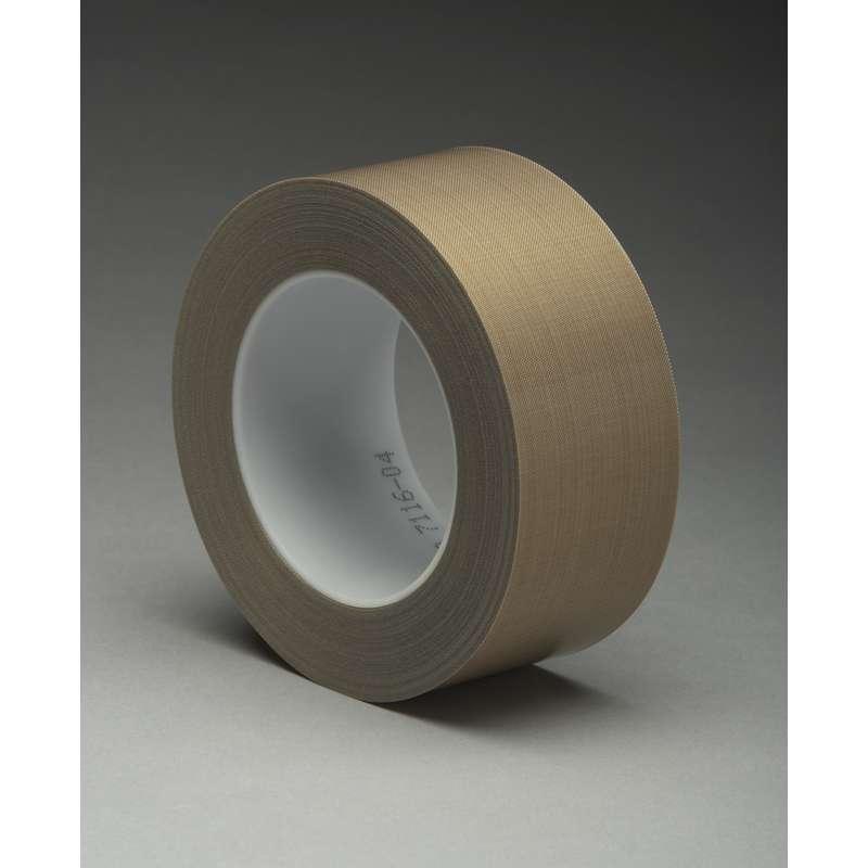 /½ X 54 feet 5 mil Teflon coated tape