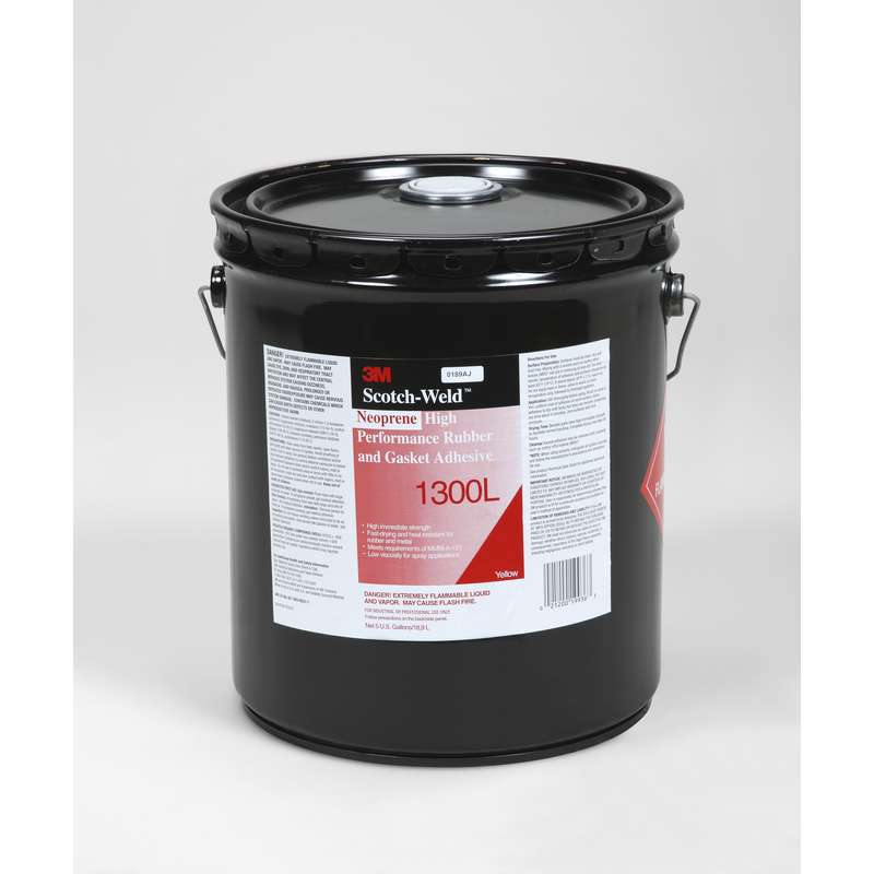 3M™ Neoprene High Performance Rubber and Gasket Adhesive