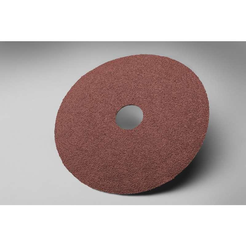 25 Pack 7 x 7//8 50 Grit Aluminum Oxide Resin Fiber Grinding /& Sanding Discs