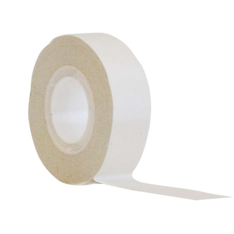 3M™ 28 Acetate Cloth Electrical Tape, 1/2 in x 72 yd, 8 mil, White  72/CA