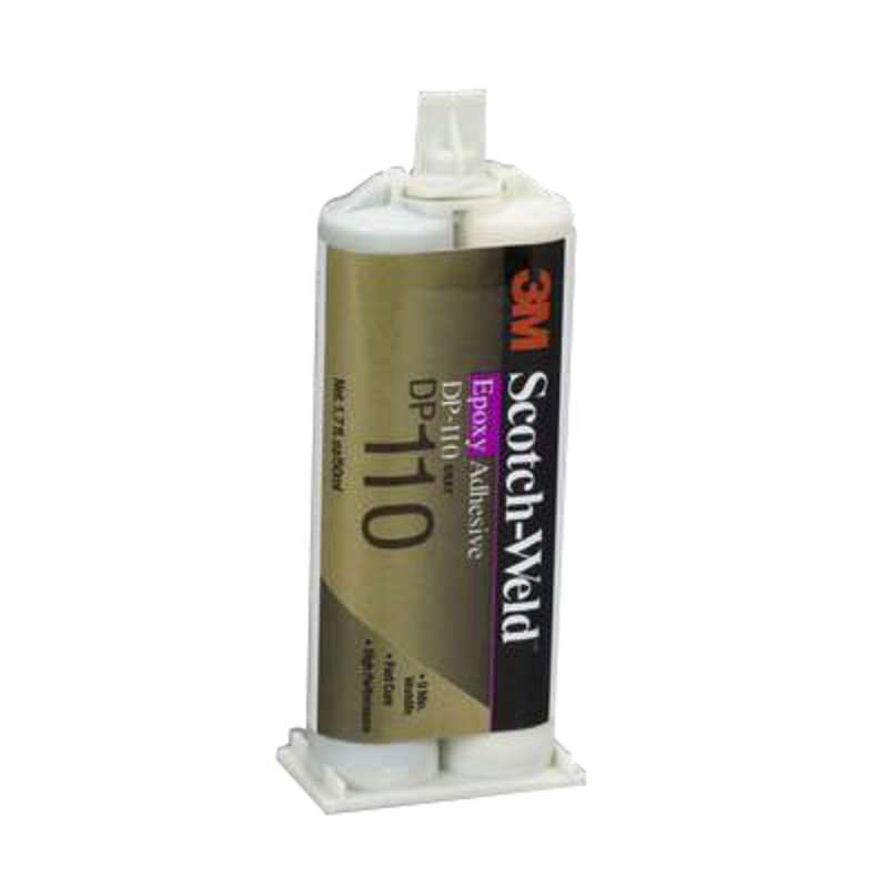 3M™ Scotch-Weld™ Epoxy Adhesive DP110 Gray, 200 mL, 12 per case