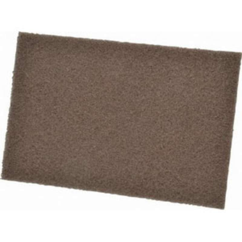 3M™ Scotch-Brite™ 7440B Heavy Duty Hand Pad, 6 in x 9 in, Aluminum Oxide, Medium