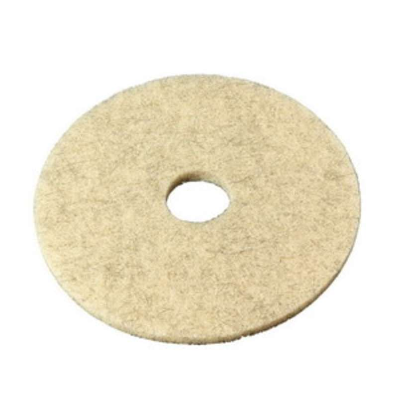 3M™ Natural Blend Tan Pad 3500, 27 in, 5/case