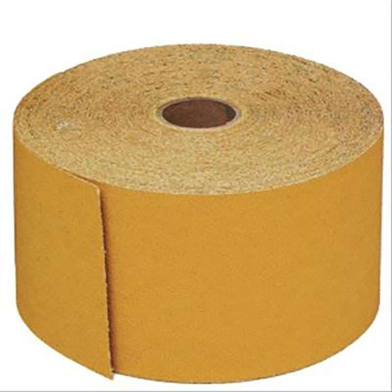 3M™ Stikit™ Gold Sheet Roll, 02597, P120 grade, 2 3/4 in x 30 yd, 10 per case