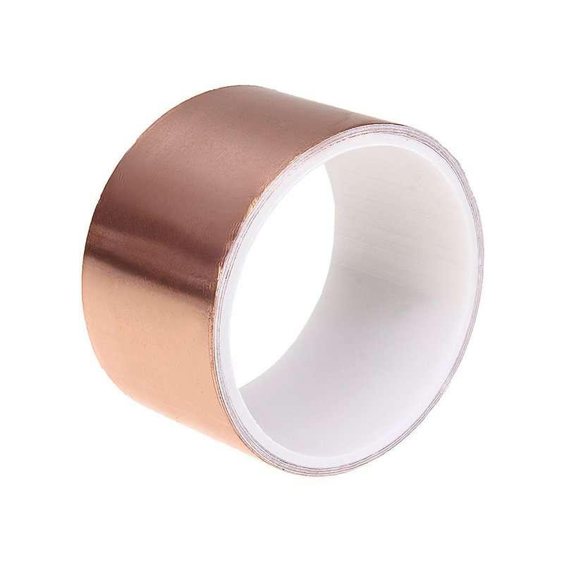 3M™ Copper Foil Tape 3325, Copper, 5-3/4 in x 36 yd, 3 mil, 8 rolls per case
