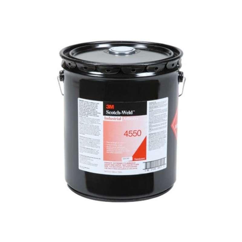 3M™ Industrial Adhesive 4550, Translucent, 55 Gallon Closed Head Drum (54 Gallon Net)
