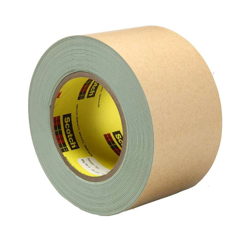 3M™ Impact Stripping Tape 500 Green, 1 in x 10 yd 33.0 mil, 9 per case