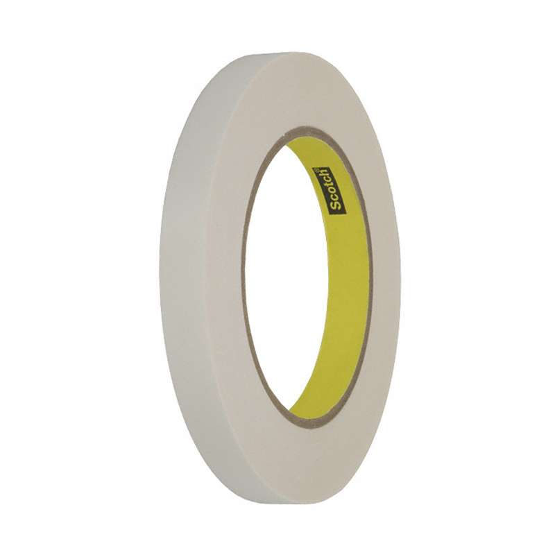 3M™ Water Soluble Wave Solder Tape 5414 Transparent, 1/2 in x 36 yd 2.5 mil, 18 per case Bulk
