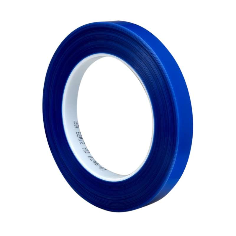 3M™ Polyester Tape 8901 Blue 1 in x 72 yd