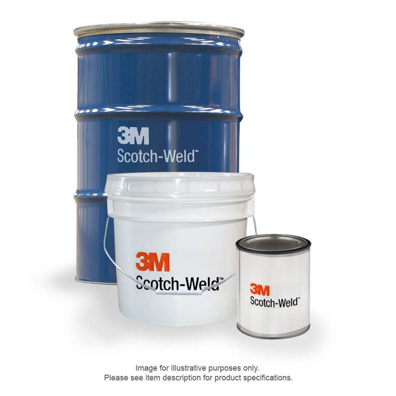 3M™ Fastbond™ Insulation Adhesive 49, Poly Tote 255 Gallon Schut, 1 per case