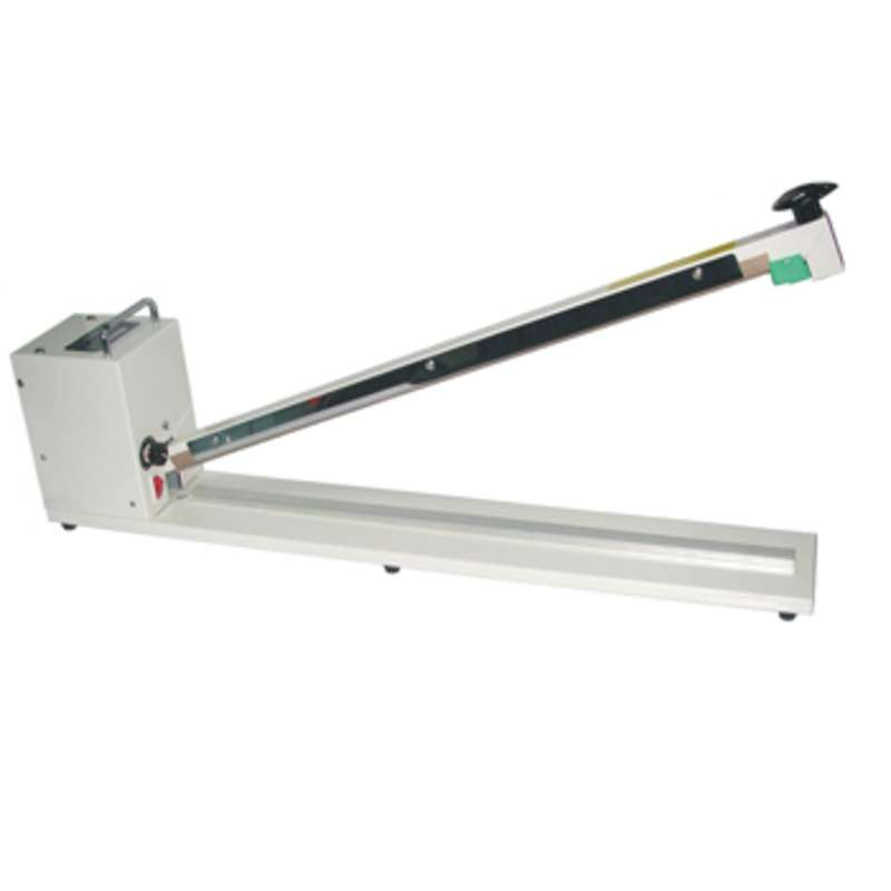 "Hand Operated Impulse Heat Sealer for 24"" Wide Bags and Tubing"