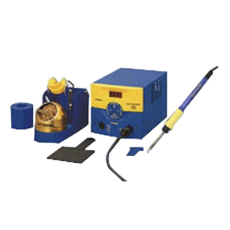 ESD-Safe Dual Port Soldering Station with FM-2030 Heavy Duty Soldering Iron, 140 Watt