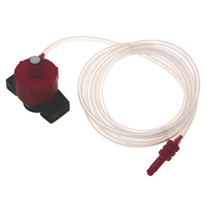 Adapter Assembly, Metal, 30cc Capacity