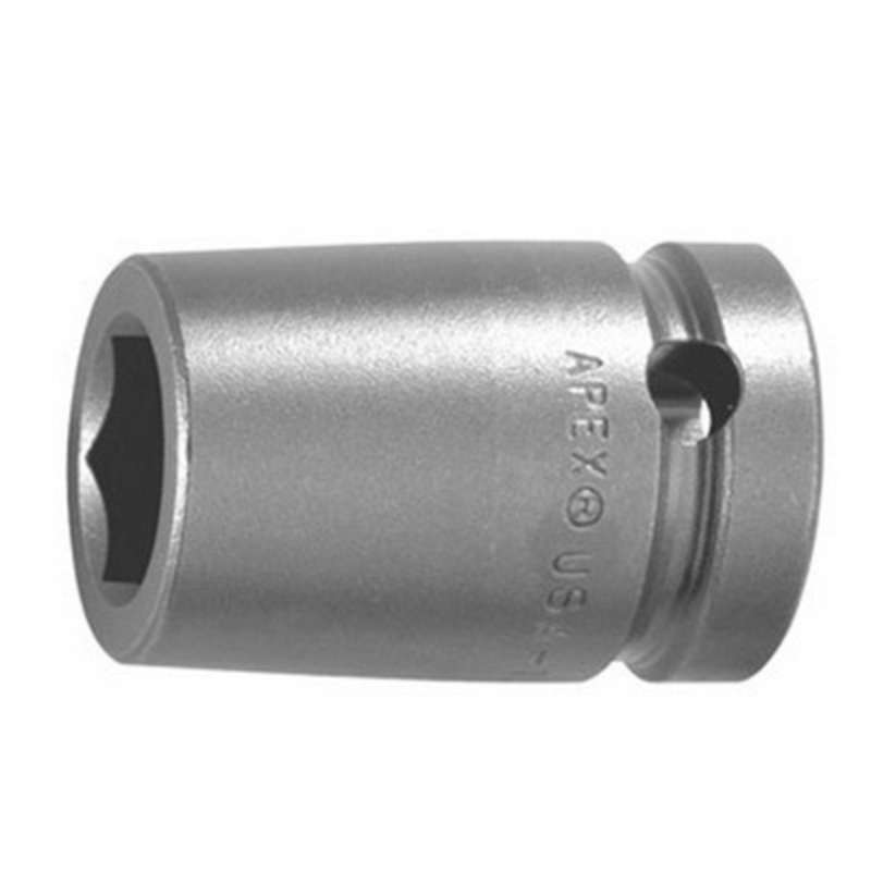 "6 Point Magnetic SAE Socket for 1/2"" Square Drive, 5/16 x 1-1/2"" Long"