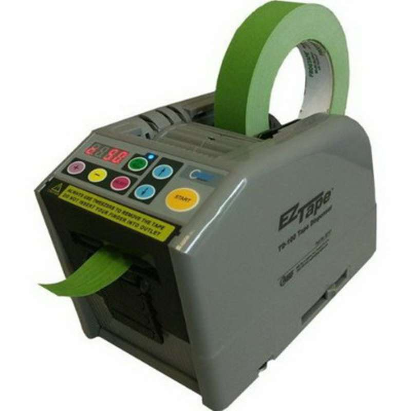 "TD-100 ESD-Safe Automatic Tape Dispenser for .236"" to 2.36"" Width Tape"