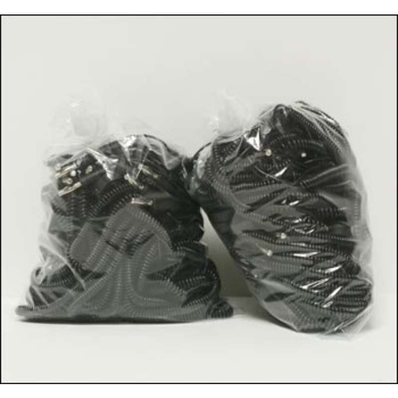All-Spec Non-ESD-Safe Open Top Clear 4mil Polyethylene Bag, 2 x 3