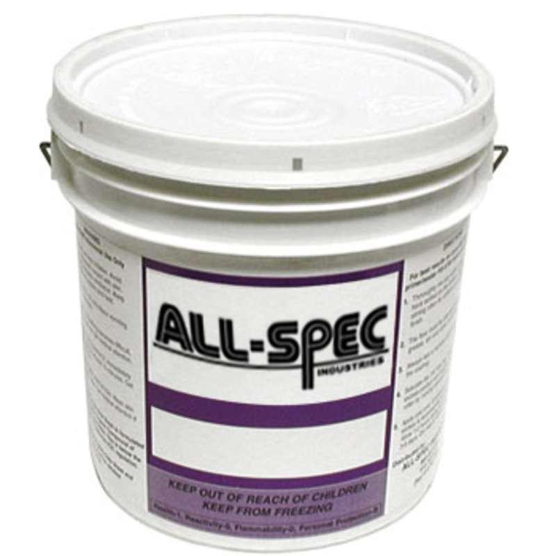 Dissipative Acrylic Latex Paint 5 Gallons, Black