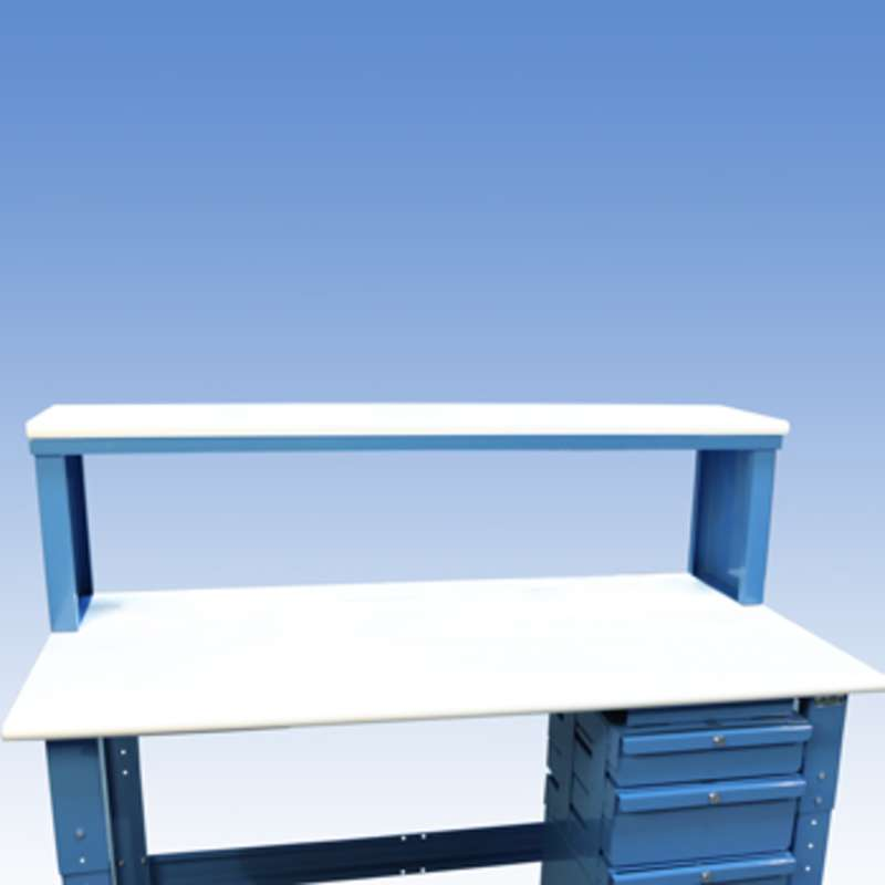 "Non-ESD Instrument Shelf, 13 x 48"""