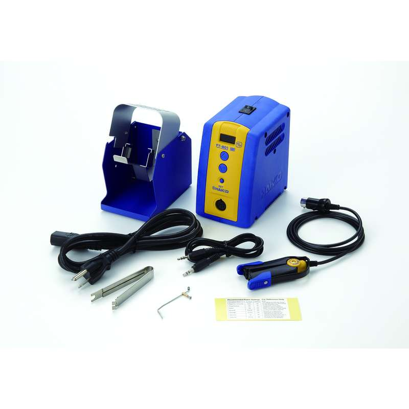 Hakko FT801-02 - ESD-Safe Digital Thermal Wire Stripper