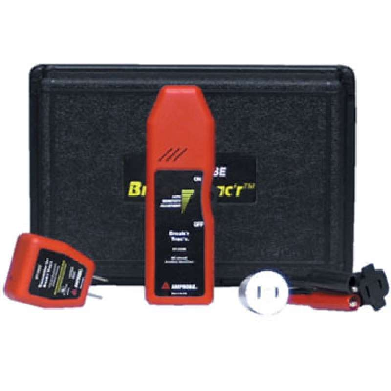 Circuit Breaker Tracer for Electrical Systems from 90 to 250A/C Volts with Carrying Case