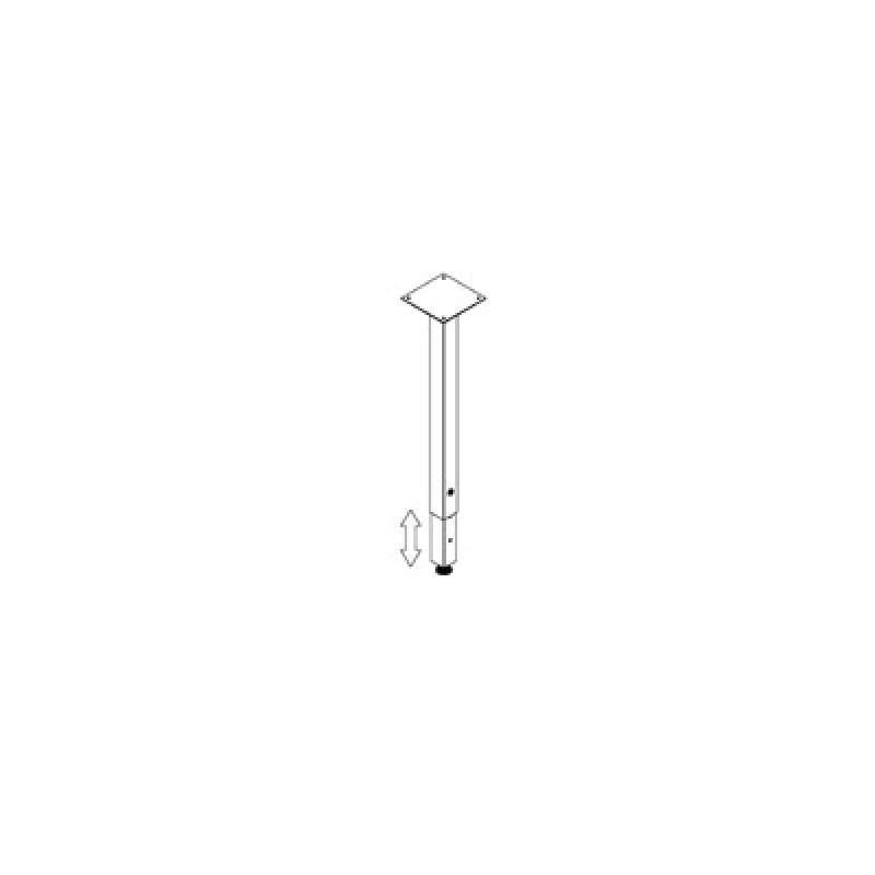 "Leg Extenders Adjustable 30-36"", 4 per Set"