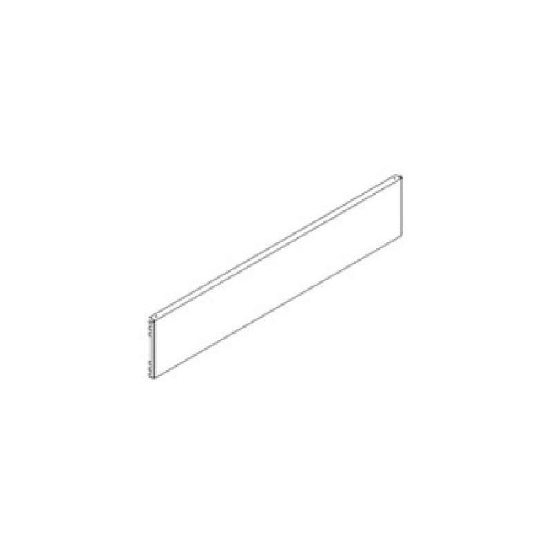 "Modesty Panel Steel, 48""x20"""