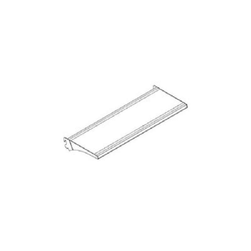 "Shelf Steel Adjustable Angle w/Brackets 48""x20"""