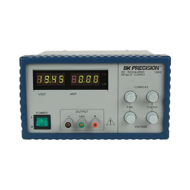 Model 1666 Bench Switching Dc Power Supply 1 40v 0 5a