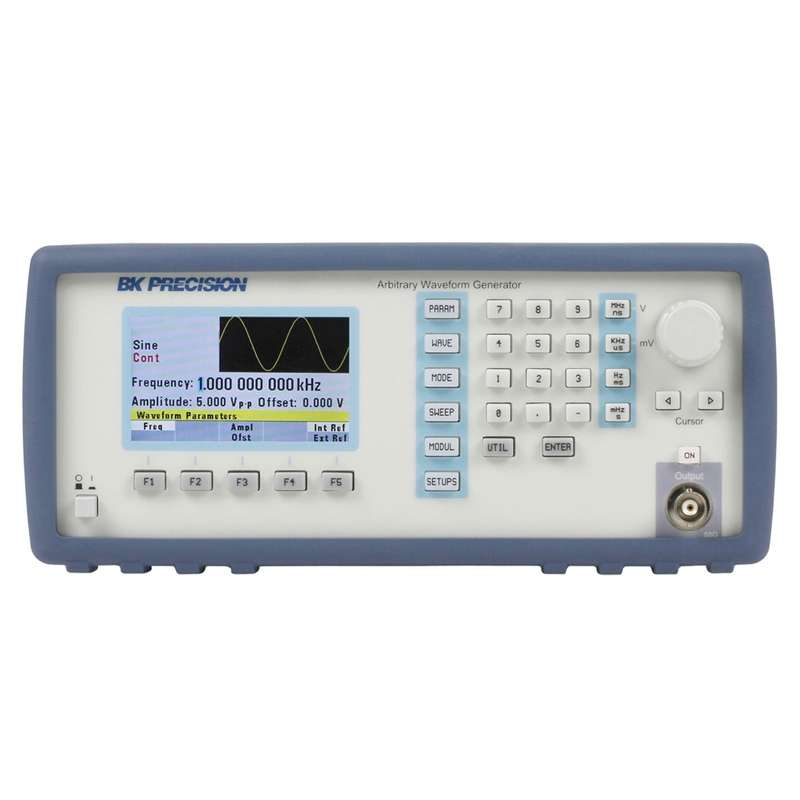 Single Channell Arbitrary/Function Waveform Generator , Up to 80 MHz