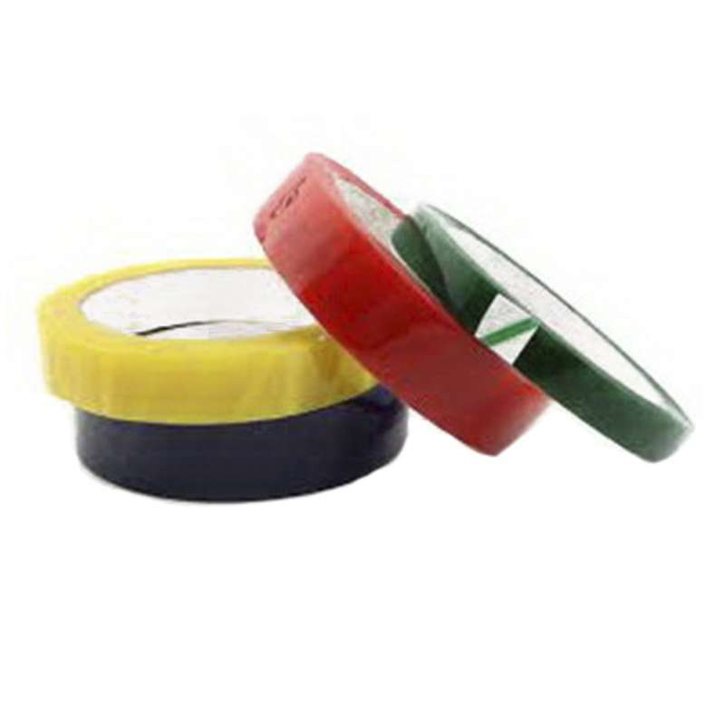 "3/4"" RED ANTISTATIC TAPE 3"" CORE 216' 48/C"