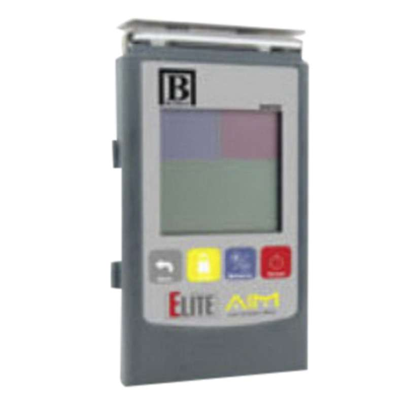 ELECTROSTATIC IONIZATION METER WITH GRAPH, ELITE AIM