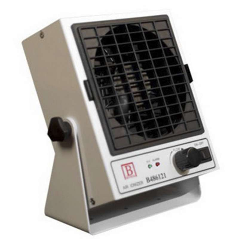 Benchtop Ionizer Single Fan with Adjustable Blowing Angles