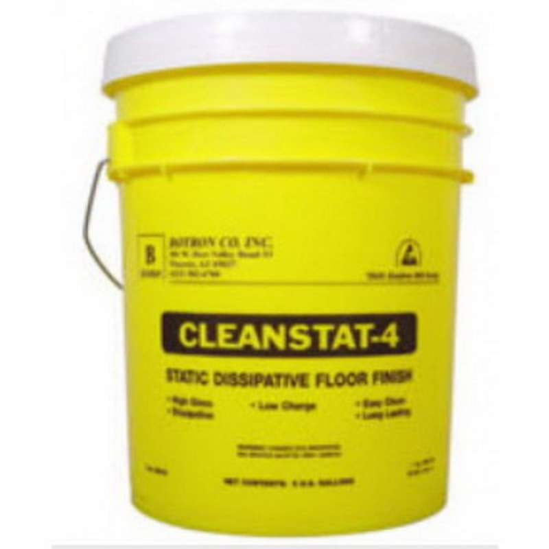 PREMIER STATIC DISSIPATIVE ESD FLOOR FINISH 55 GAL
