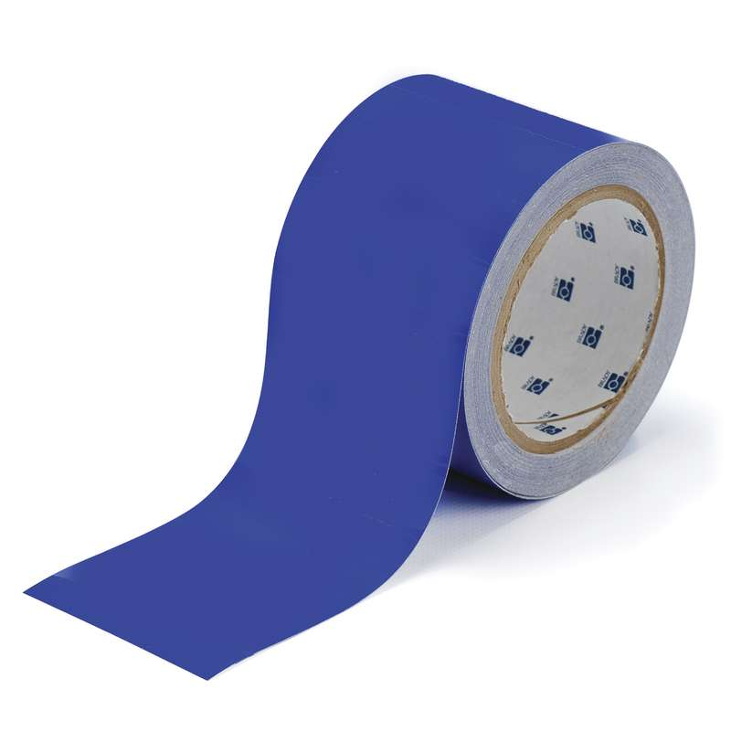 2 IN x 100 FT B514 BLUE FLOOR TAPE