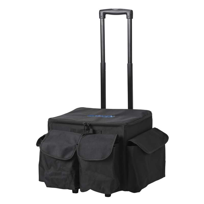 Universal Rolling Case for Benchtop Printers