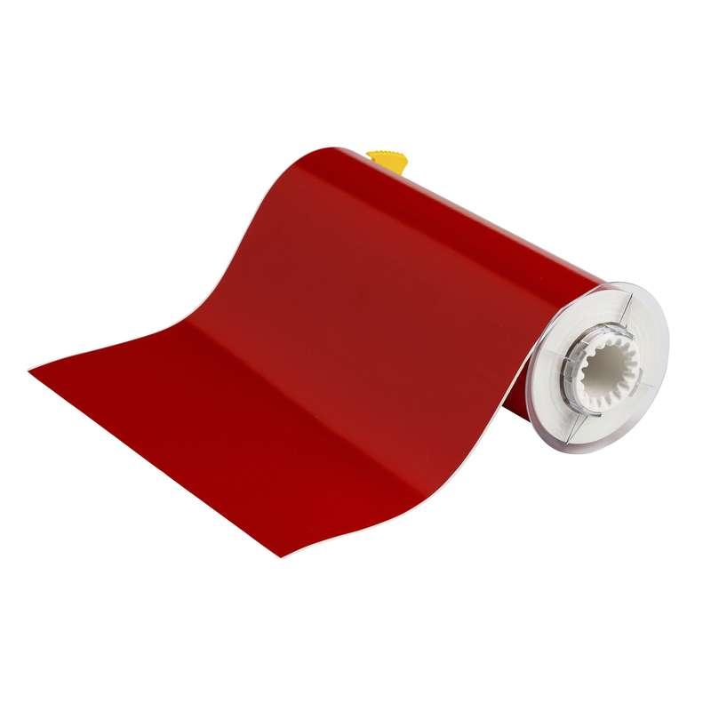 "CART TAPE PMK RED VINYL 10.0"""