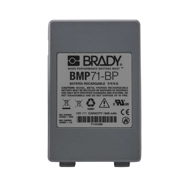 Brady M71-BATT