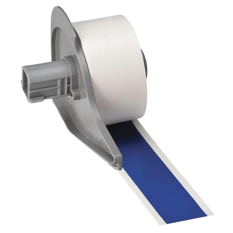 """BMP™71 Series Indoor/Outdoor Vinyl Tape, Blue, 1"""" x 50', 1 Each"""
