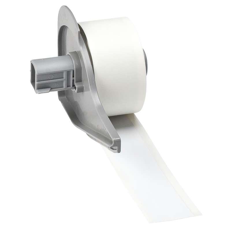 """BMP™71 Series Indoor/Outdoor Vinyl Tape, White, 1"""" x 50' per Roll"""