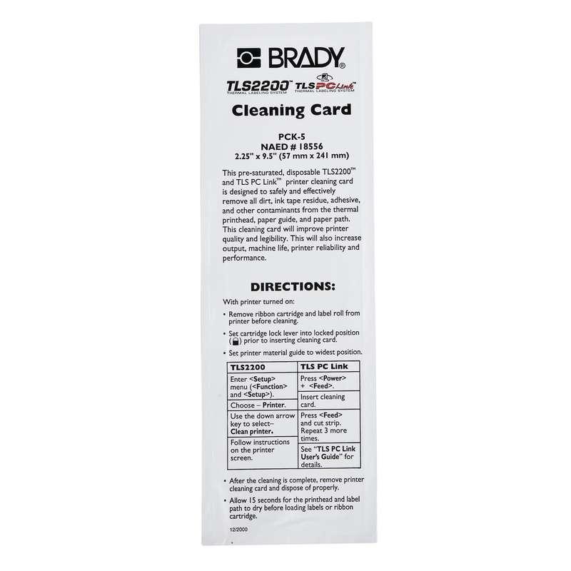 Brady PCK-5