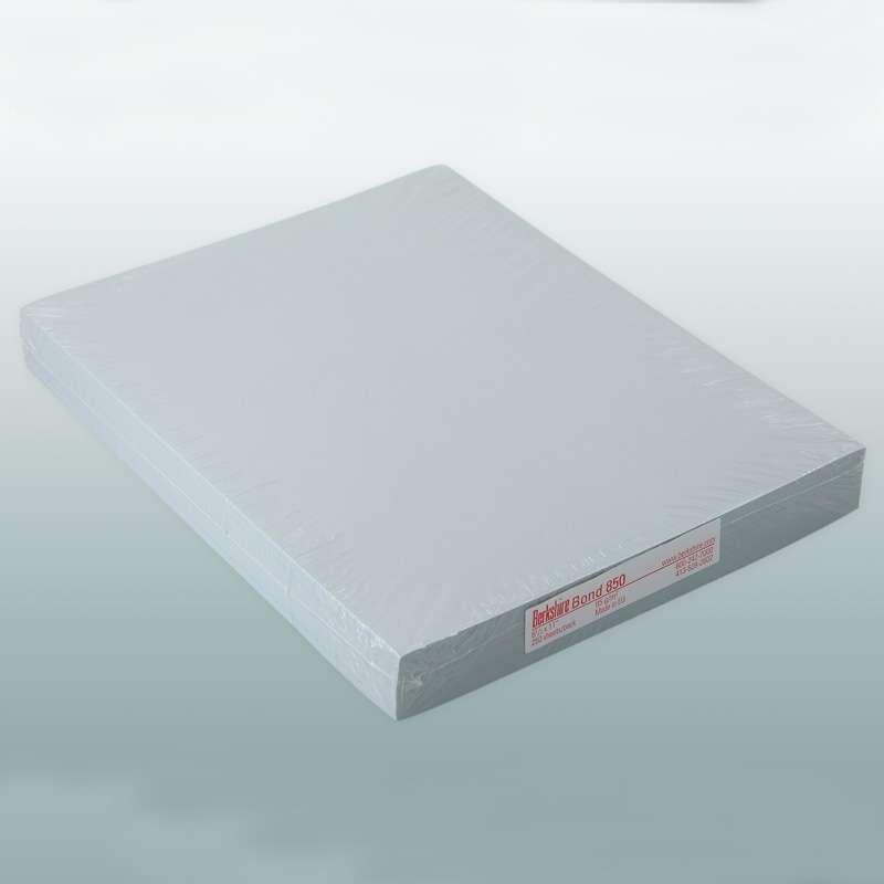 "BCR™ Bond 850 Cleanroom Copy Paper, 8-1/2 x 11"", Blue, 250 Sheet per Package"