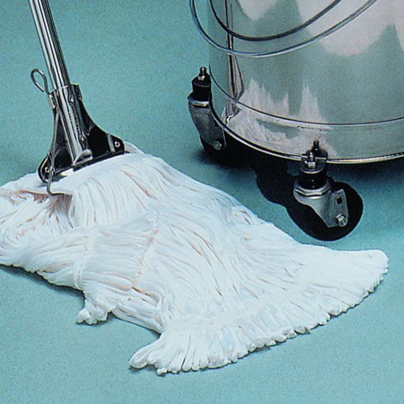 BCR™ Mop 1 Cleanroom Nonwoven Polyester Tubular Mophead